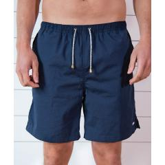 Men's Seersucker Swim Trunk