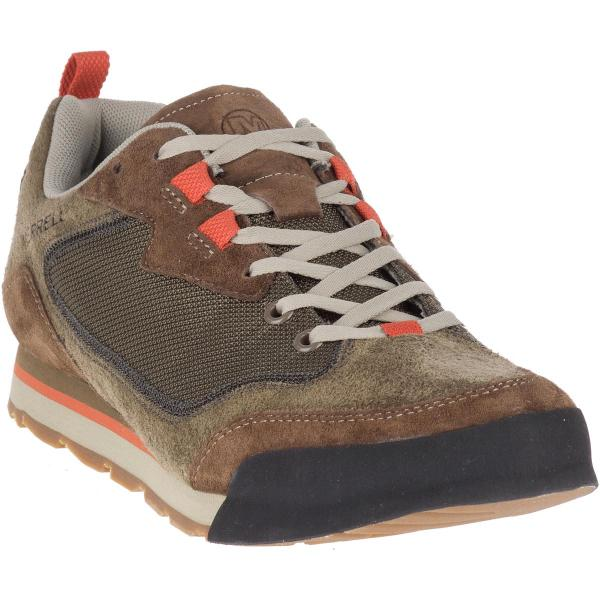 Merrell Men's Burnt Rock Travel Suede