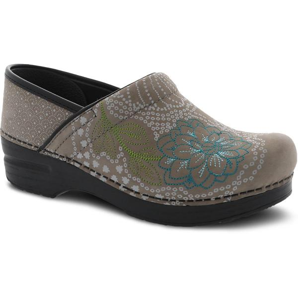 Dansko Women's Embroidered Pro