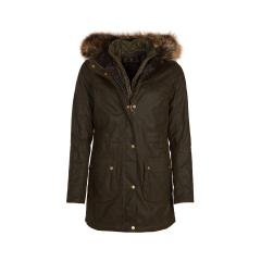 Women's Dartford Wax Coat