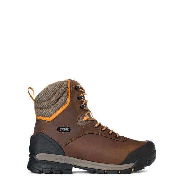 Bogs Men's Bedrock 8 Inch Composite Toe Insulated