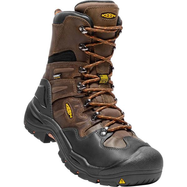 KEEN Utility Men's Coburg 8 Inch Steel Toe Waterproof