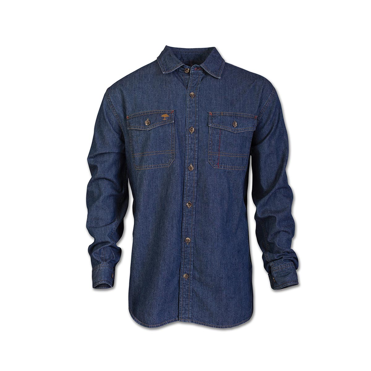 Arborwear Men's Peninsula Denim Shirt
