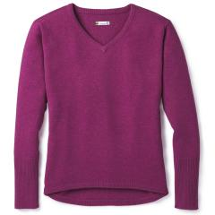 Women's Shadow Pine V-Neck Sweater