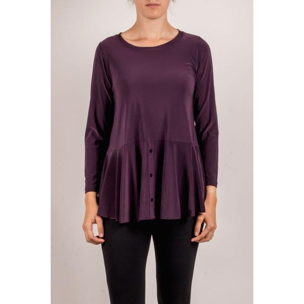SunKim by Comfy USA Women's Sun Kim Britney Tunic