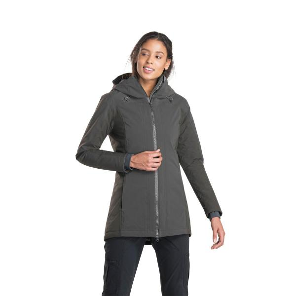Kuhl Women's KOPENHAGEN Insulated Trench