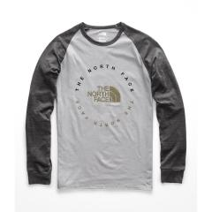 The North Face Men's Long Sleeve Malibae Baseball Tee