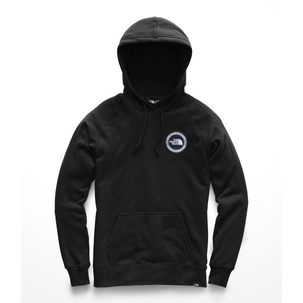 The North Face Women's Patches Pullover Hoodie - Past Season
