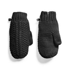 Women's Cable Minna Mitt