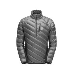 Spyder Men's Syrround Hybrid Half Zip Jacket