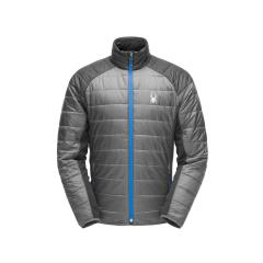Spyder Men's Glissade Full Zip Insulator Jacket