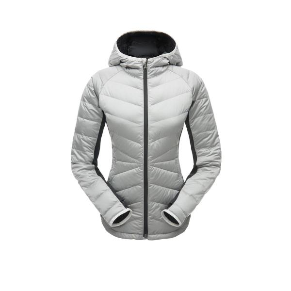 Spyder Women's Solitude Hoody Down Jacket