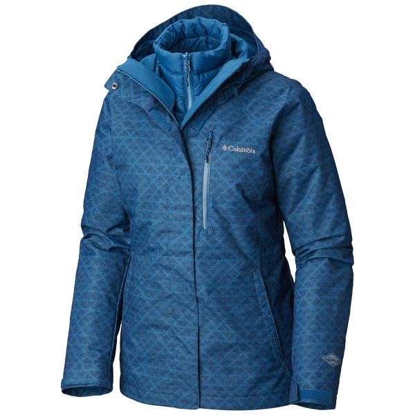 Columbia Women's Whirlibird III Interchange Jacket