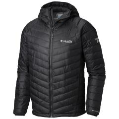 Men's Snow Country Hooded Jacket