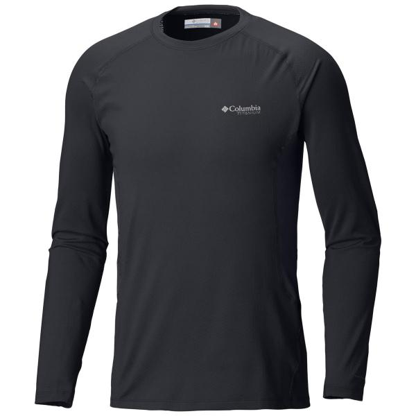 Columbia Men's Titanium OH3D Knit Crew Top