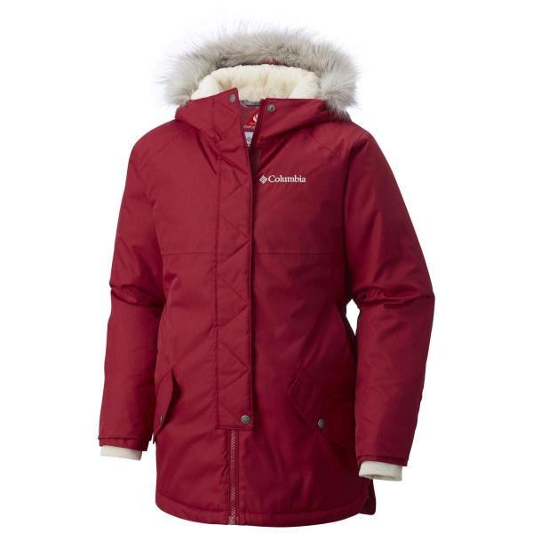 Columbia Youth Girls' Carson Pass Mid Jacket