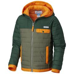 Youth Mountainside Full Zip Jacket