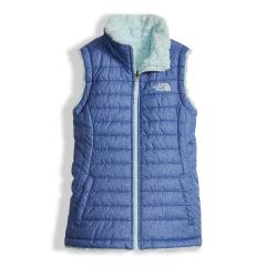 The North Face Girls' Reversible Mossbud Swirl Vest - Past Season