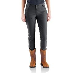 Women's Slim Fit Crawford Double Front Pant