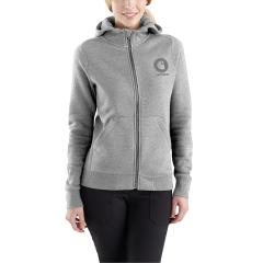Women's Force Delmont Graphic Zip Front Hooded Sweatshirt