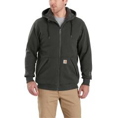 Men's Rain Defender Rockland Sherpa Lined Hooded Sweatshirt