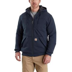 Men's Rain Defender Rockland Quilted Lined Hooded Sweatshirt