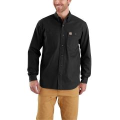 Carhartt Men's Rugged Flex Rigby Long Sleeve Work Shirt