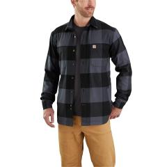 Men's Rugged Flex Hamilton Fleece Lined Shirt - Discontinued Pricing