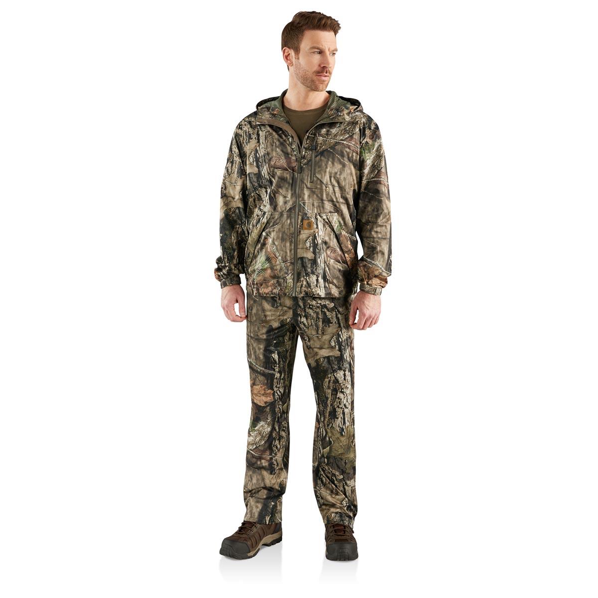 Carhartt Men's Stormy Woods Jacket