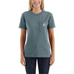 Women's WK87 Workwear Pocket Short Sleeve T-Shirt - Past Season