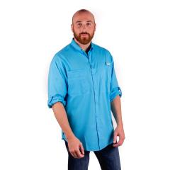Men's Tamiami II Long Sleeve Shirt - Extended Sizes - Past Season