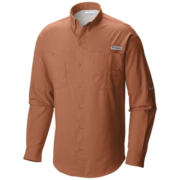 Columbia Men's Tamiami II Long Sleeve Shirt - Extended Sizes - Past Season