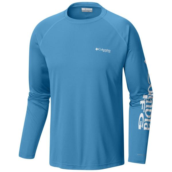 Columbia Men's Terminal Tackle Long Sleeve Shirt - Extended Sizes - Past Season
