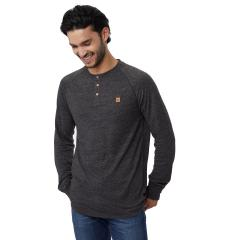 Men's Boulder Long Sleeve Henley