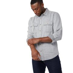 Tentree Men's Arthur Long Sleeve Button Up