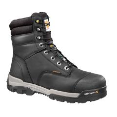 Men's 8 Inch Ground Force Waterproof Work Boot - Composite Toe