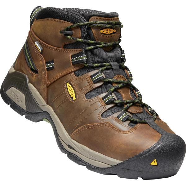 KEEN Utility Men's Detroit XT Waterproof Boot - Steel Toe