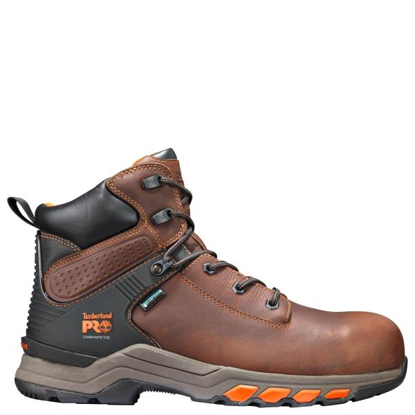 Timberland Men's Hypercharge 6 Inch Composite Safety Toe Waterproof