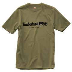 Timberland Men's Cotton Core Short Sleeve T-Shirt