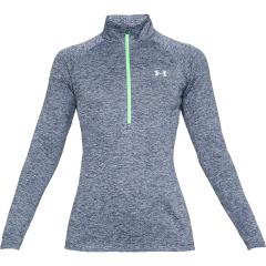 Women's UA Tech Twist Half Zip