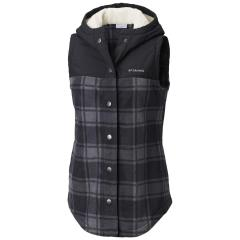 Women's Benton Springs Overlay Vest Extended Sizes