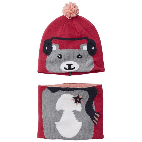 Columbia Infants' Snow More Beanie and Gaiter Set