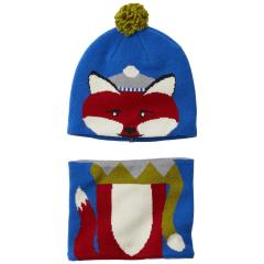 Toddlers' Snow More Beanie and Gaiter Set