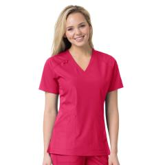 Women's Multi-Pocket V-Neck