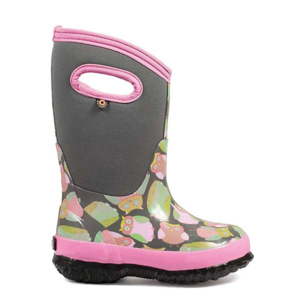 Bogs Toddlers' Classic Owl Sizes 7-13