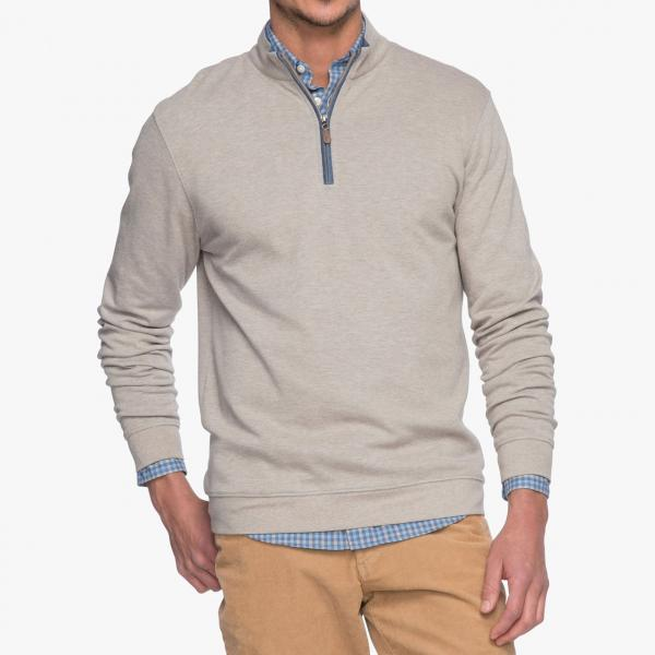 johnnie-O Men's Sully Quarter Zip
