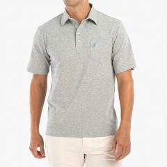 Men's Heathered Original Polo