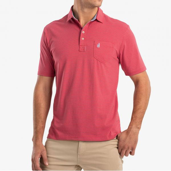 johnnie-O Men's Cliffs Polo