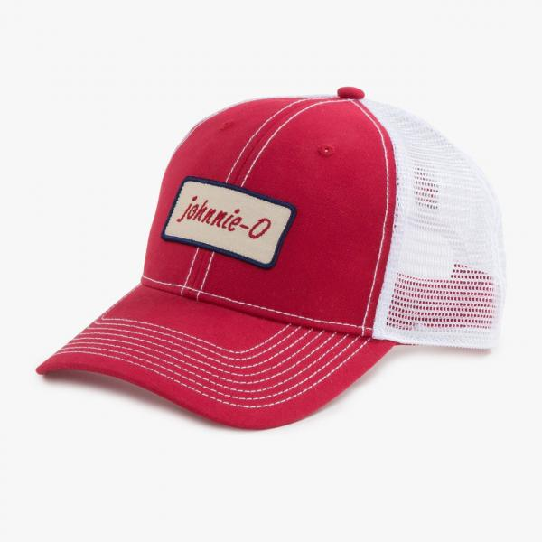 johnnie-O Men's Carmel Cap