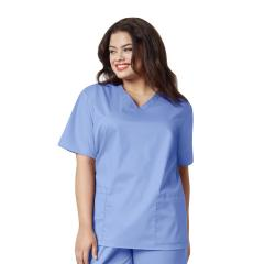 Wink Scrubs Women's V-Neck Top
